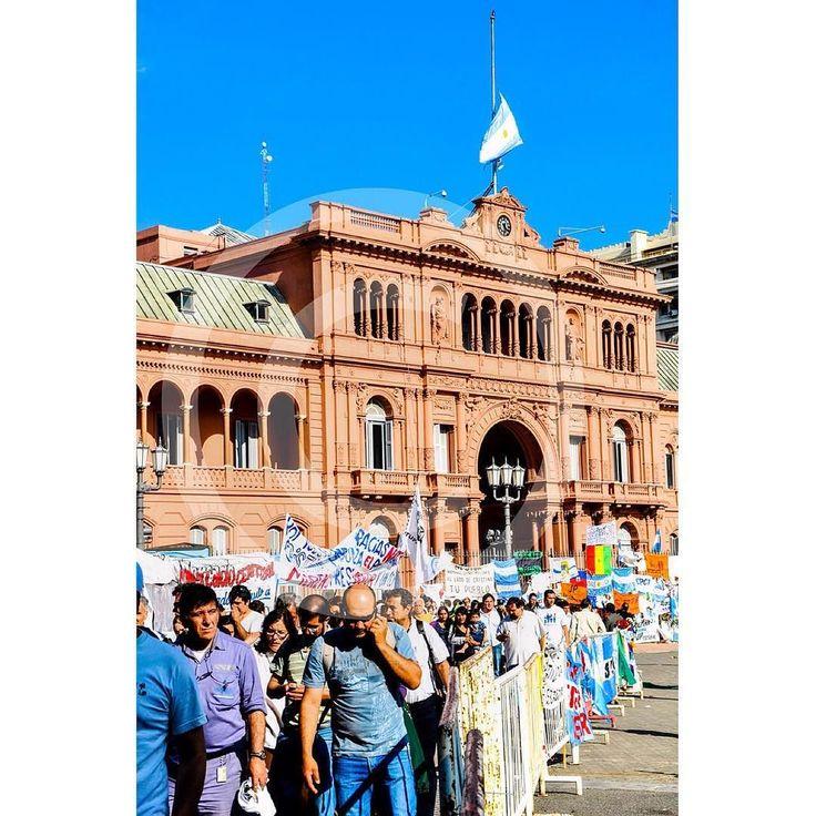 Exequias Nestor Kirchner #argentina #buenosaires #myfeatureshoot #flickr #nestor #kirchnerismo #kirchner