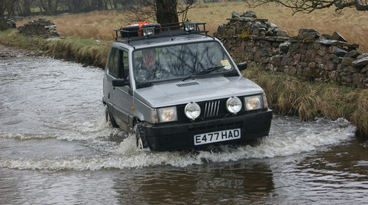Fiat Panda 4x4 off road April 2013 - The FIAT Forum - Photo Gallery