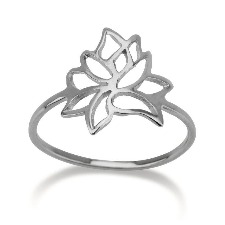 Rings - Lotus Ring