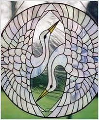 Image result for stained glass gull