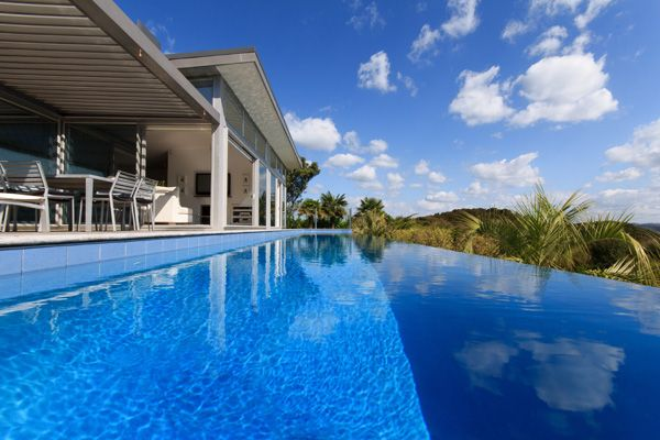 The Eagles Nest Luxurious villa resort in New Zealand
