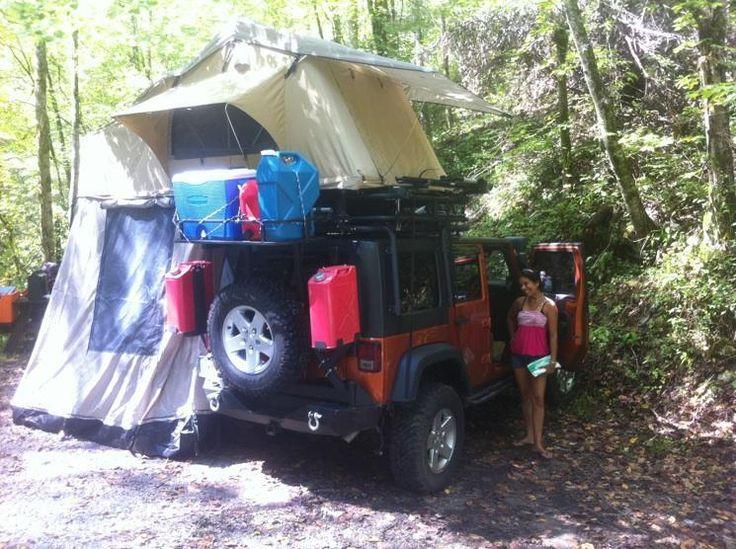 Cvt Car Top Tent Truck Tents Jeeptents Camping