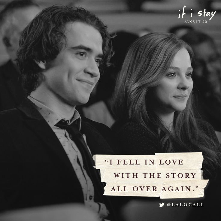 The If I Stay family has spoken!