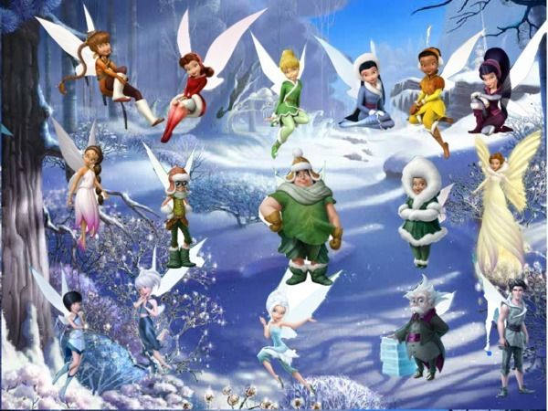 96 best an awesome disney christmas images on for El mural pelicula
