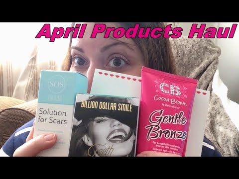 April Beauty Products Haul 2016 - YouTube