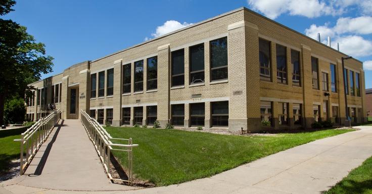Uw Platteville Engineering Building