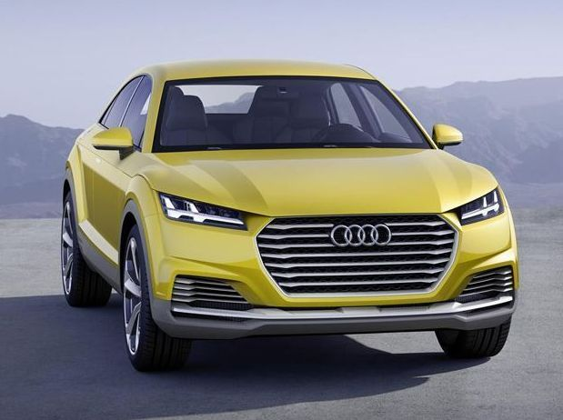 2019 AUDI Q4 - Audi Motor Company Prepare For New Q4 To release on 2019. The 2019 Audi Q4 is anticipated to sporting activity a liftback tailgate like