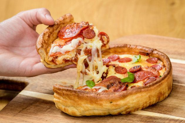 😍 😍 😍We've had Yorkshire pudding burritos and now, ahead of Yorkshire Pudding Day on 3 January, Morrisons has created the ultimate treat: a Yorkshire pudding pizza.The base is made from a cheese …