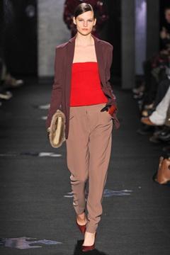 Diane von Furstenberg Fall 2012 Ready-to-Wear Collection