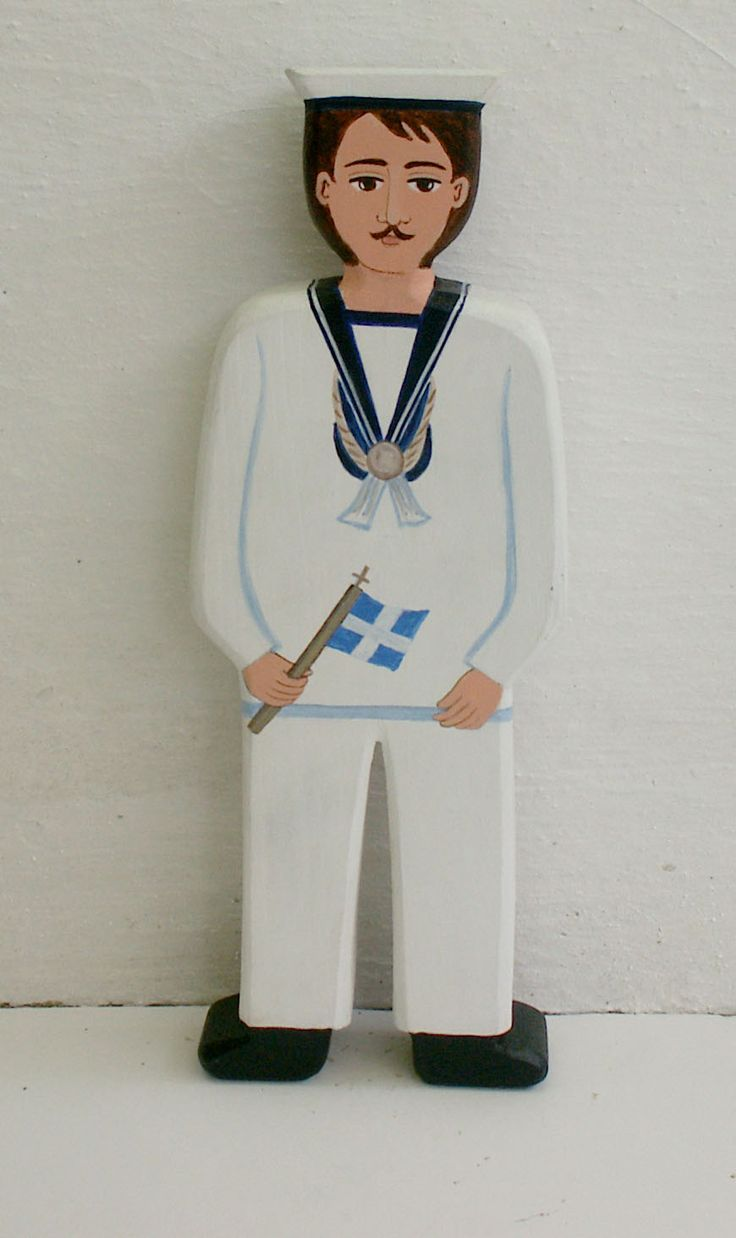 Male figure Sailor II