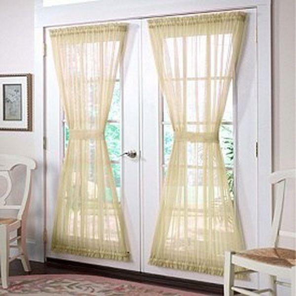 16 best Patio Door Curtains images on Pinterest