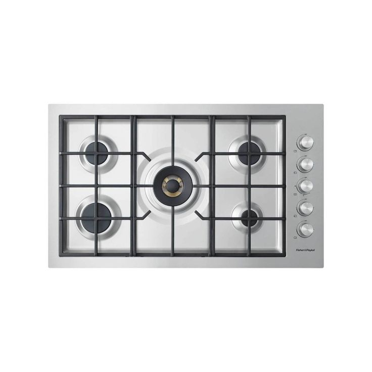DCS Fisher & Paykel 36 Inch Gas Cooktop