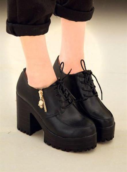 Купить обувь на платформе недорого