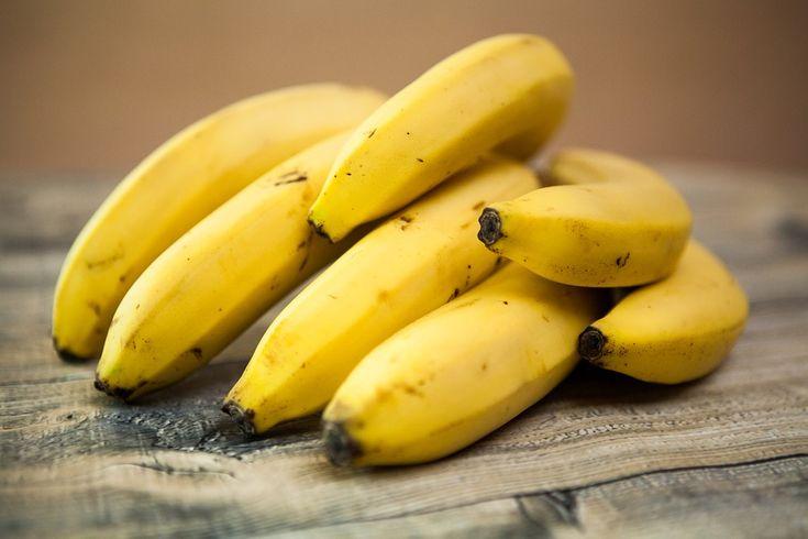 Banány, Potraviny, Ovoce, Zdravá, Dieta, Diety, Čerstvé