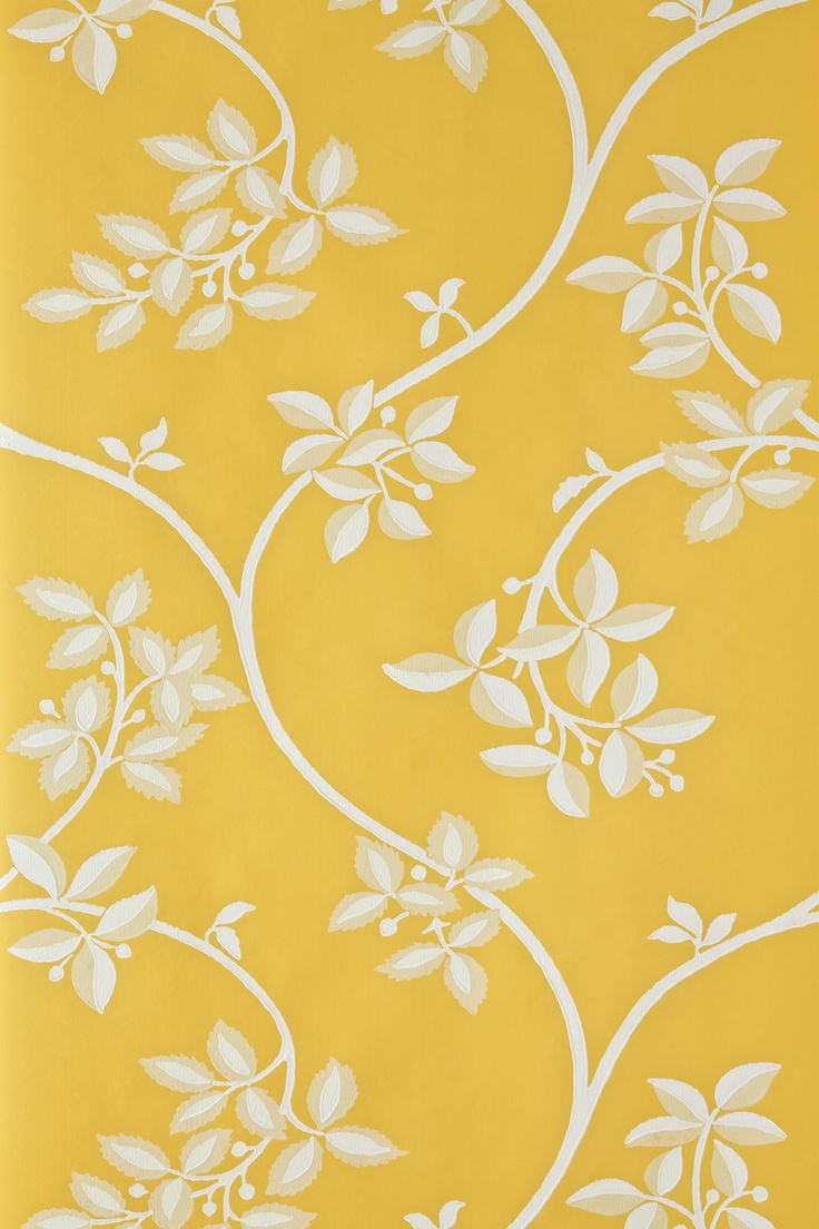 Love this wallpaper! Farrow & Ball Ringwold BP 1632 for