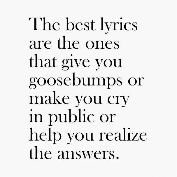 There are only 3 songs I feel this with every time X Home-Gabrielle Aplin X A thousand years-Christina Perri X Human-Christina Perri X