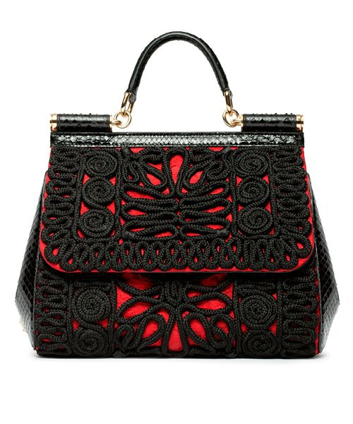 Dolce & Gabbana's Spring/Summer 2015 Accessories Collection | Fashion | Savoir Flair