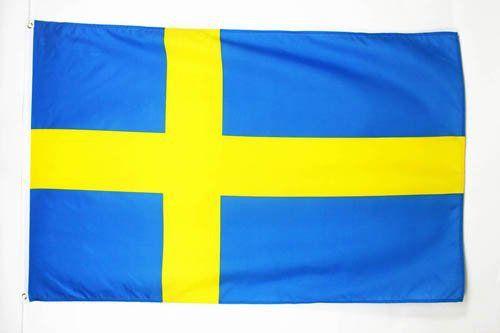 DRAPEAU SUÈDE 150x90cm – DRAPEAU SUÉDOIS 90 x 150 cm – DRAPEAUX – AZ FLAG: Le drapeau de la Suède de la marque AZ FLAG est réalisé en…