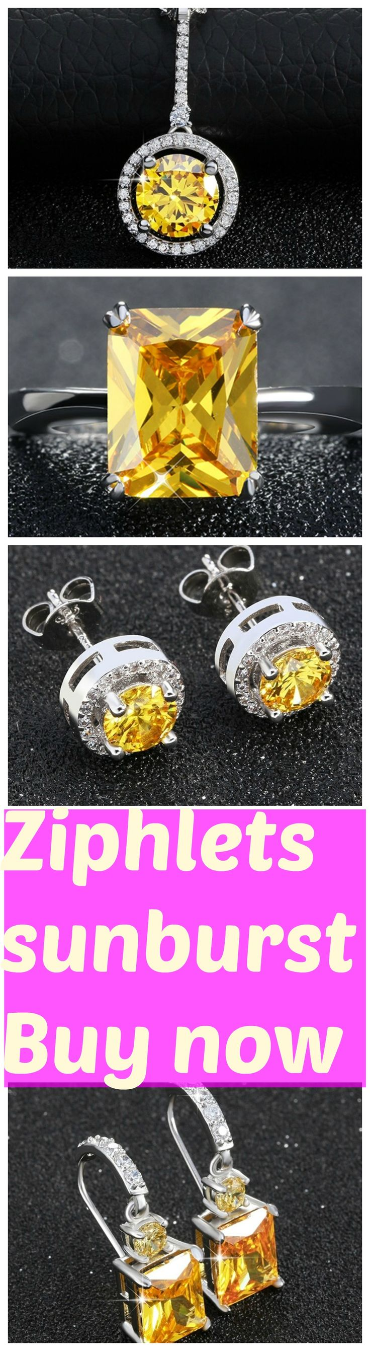 Get 10% off all Ziphlets sunburst jewelry. use code SUNBURST10