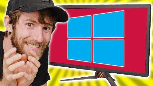 لماذا عليك تحميل نسخة الويندوز 10 هذه التي أنشأها هذا الشاب والتي فاجئت مايكروسوفت وطلبت منه إزالتها Windows 10 Microsoft Windows 10 Microsoft