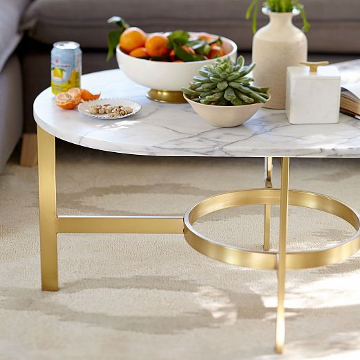 this marble coffee table is everything life is about