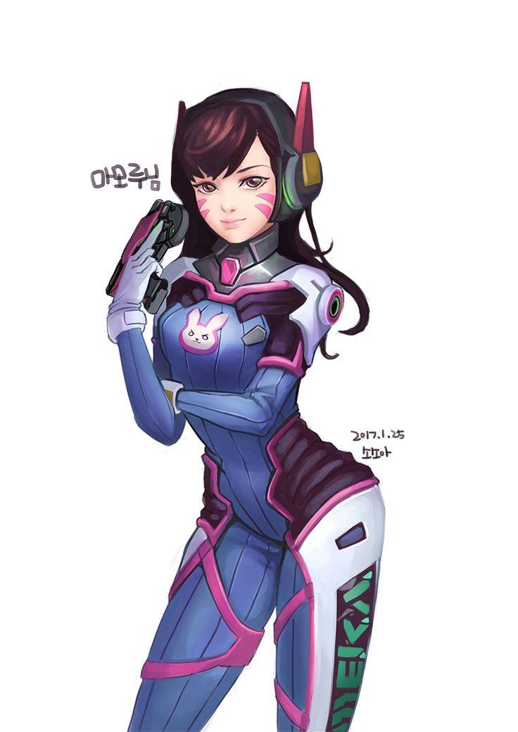 Overwatch-Blizzard-фэндомы-DVa-3623352.jpeg (800×1132)