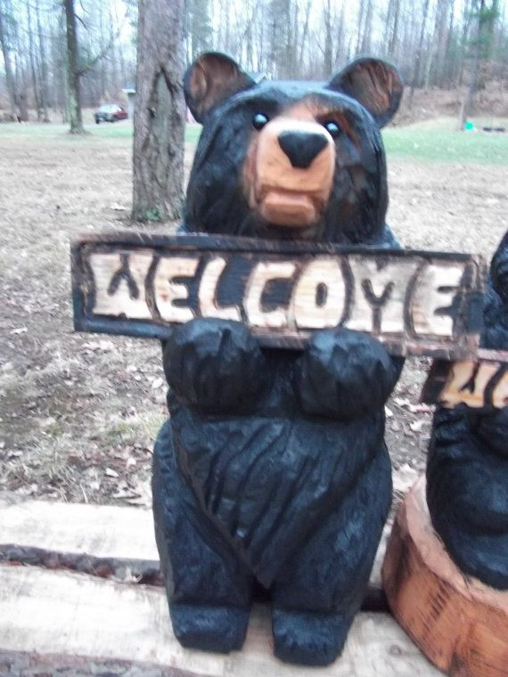 Best images about chainsaw carvings on pinterest