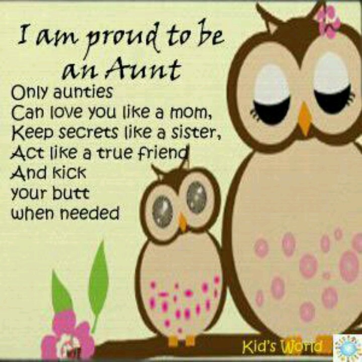94 Best I Love Being A Aunt Images On Pinterest