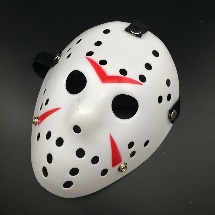 1 Piece 2016 Voorhees Jason vs Freddy Halloween Mask hockey festival party Halloween masquerade carnival mask Free Shipping