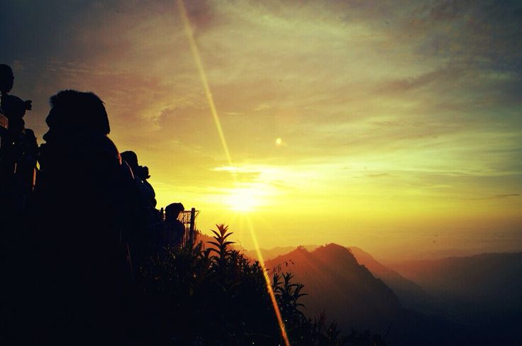 Sunrise at Bromo, Malang. Indonesia