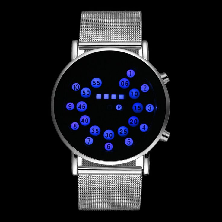 Hot Sale Fashion Binary Watch Men Stainless Steel Men Watch LED Watches Men's Watch Clock saat relogio masculino reloj hombre //Price: $11.32 //       #7DollarStoreUsa    #USAFashion #AffiliateUSA #Jewelry #OnlineShopping #Shoes #Socks #GiftYourFavouriteItems #SummerCollection #Tshirt #7DollarStore #7DollarStoreUsa #TShirtUsa #NewYorkFashion #ModelsDresses