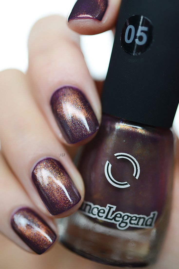 Dirty Love - Dance Legend (Magnetic Nail Polish)