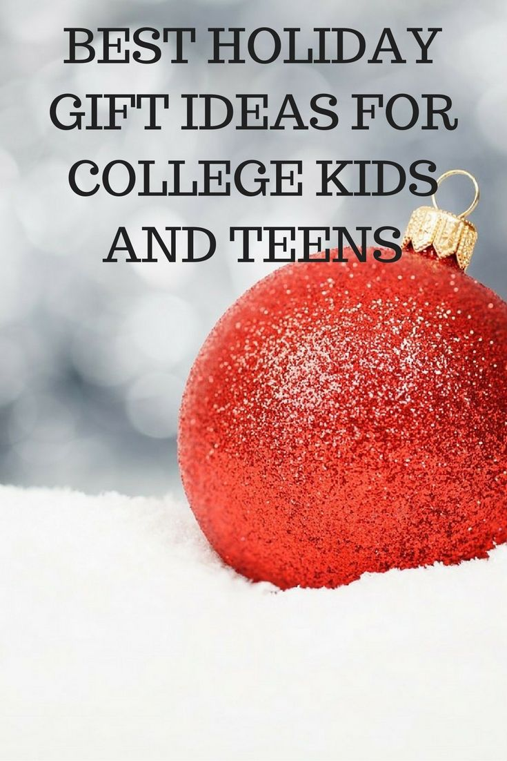 Best Holiday Gift Ideas Part - 39: Best Holiday Gift Ideas For College Kids And Teens