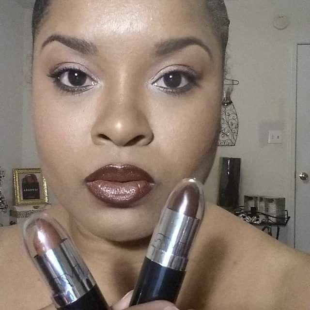 #2yrsAgo  #ULTABeauty #Liner in #Deepbrown#NYC #lipstick in (#320 #magohany) & (#304 #Mocha) $.93 each @Walmart. #NaturalLashes #lipsticklover2014������ #LipstickLover2015 �� �� �� http://ameritrustshield.com/ipost/1550383059337218799/?code=BWEES2dlArv