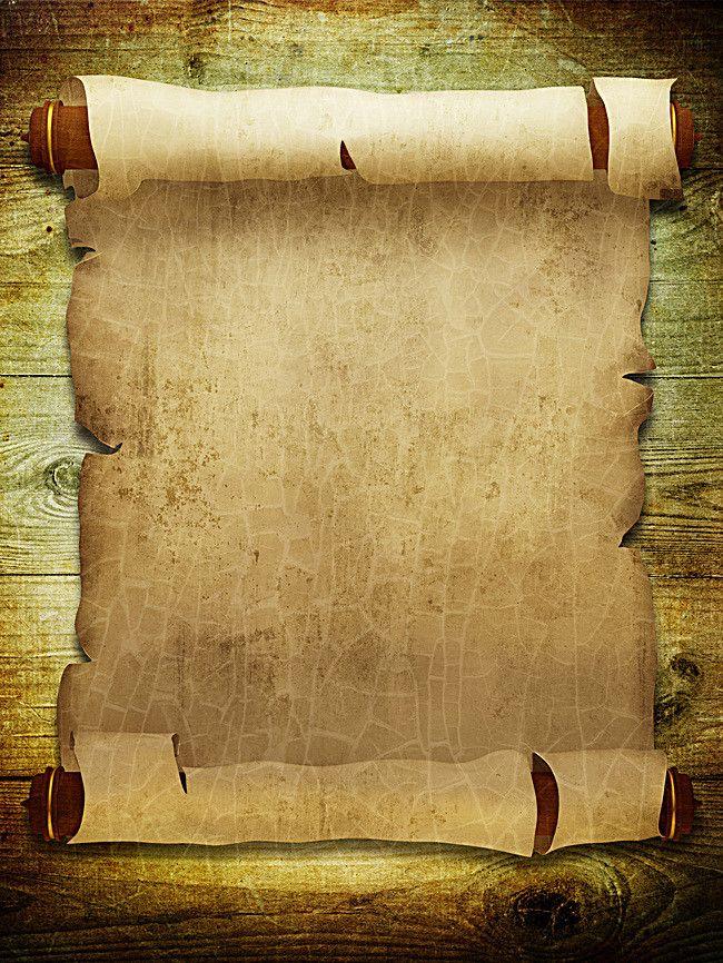 vertical version vintage paper scroll background image | Beautiful