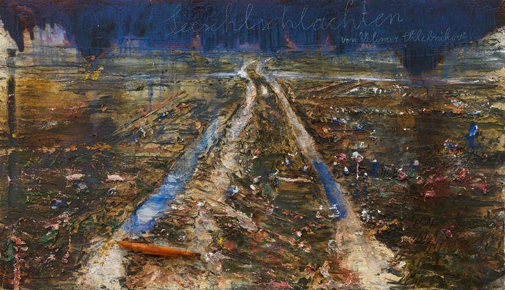 В Эрмитаже открывается выставка Ансельма Кифера • ARTANDHOUSES