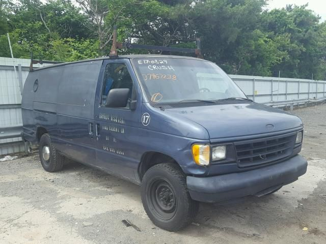 1996 Ford E350 Cargo Van Vans Cargo Van Ford