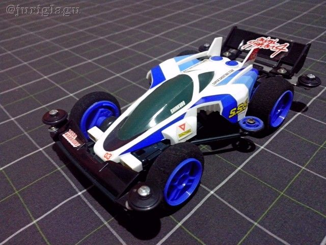 Tamiya 18045 - Dash-03 S.S.S. Super Shooting Star