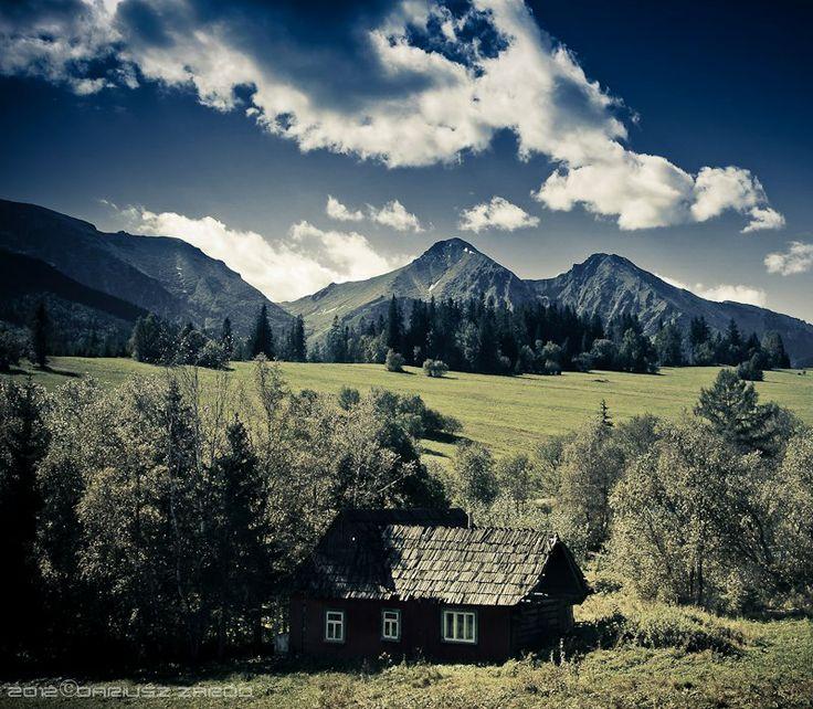Slovakian Tatras by Dariusz Zaród. Zdiar http://en.wikipedia.org/wiki/%C5%BDdiar