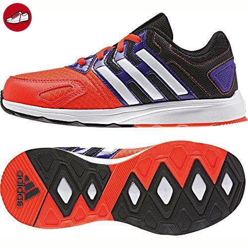 Adidas AZ-FAITO K Laufschuh - Kinder - night flash/ white/solar red, Schuhgröße (UK):5.0 - Adidas schuhe (*Partner-Link)
