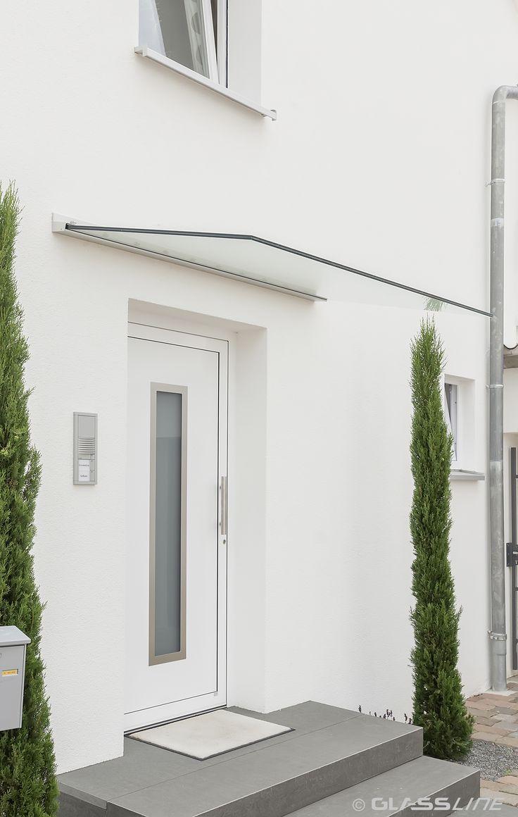 Edles Vordach für den Hauseingang!  Mehr Info:    www.scaffidi.de