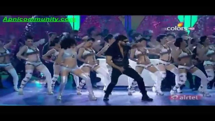 Shahid Performing at Femina Miss india 2015