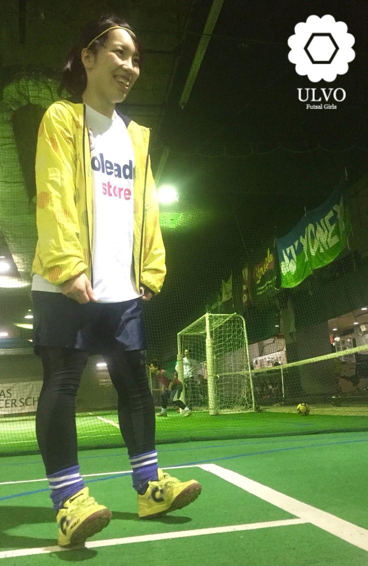 #ulvo #goleador #spazio #umbro #athleta #puma #desporte #女子フットサル