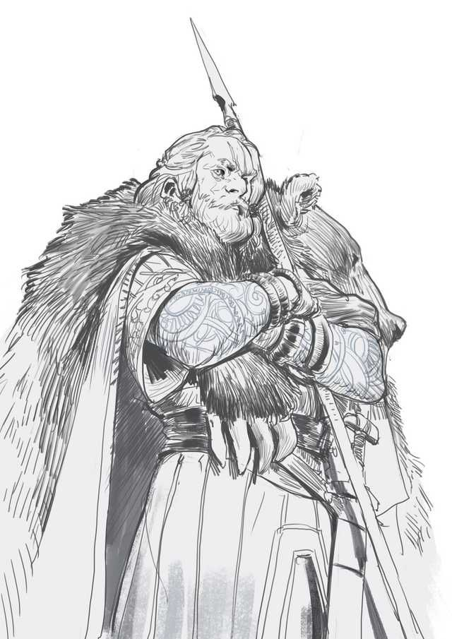 Rpg Character References 300 Images Imgur Sketches Viking