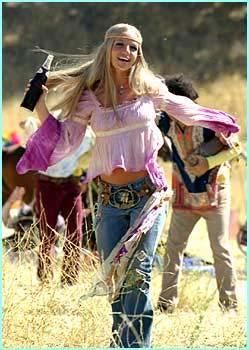 Hippies Clothing in the 60s | The hippies fashion was part of the culture since it was another way ...