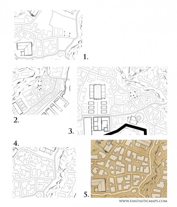 1000 Images About Mapmaking Tutorials On Pinterest How