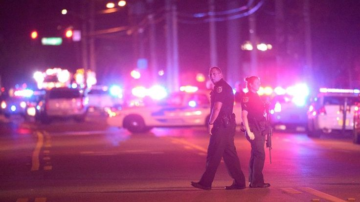 Shooting In Orlando: Witnesses Describe Scene At Pulse Nightclub : The Two-Way…