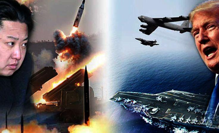 Apa Jadinya Jika Korea Utara Dan Amerika Serikat Benar-Benar Perang