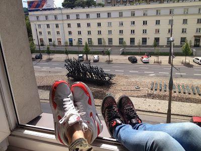 Gdzie mnie buty poniosą! #shoes #shoesontour #nike #airmax #warsaw
