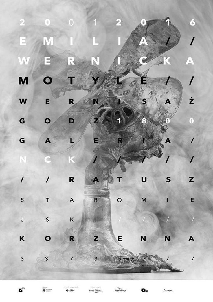 "Emilia Wernicka ""Motyle"" - WYSTAWA"
